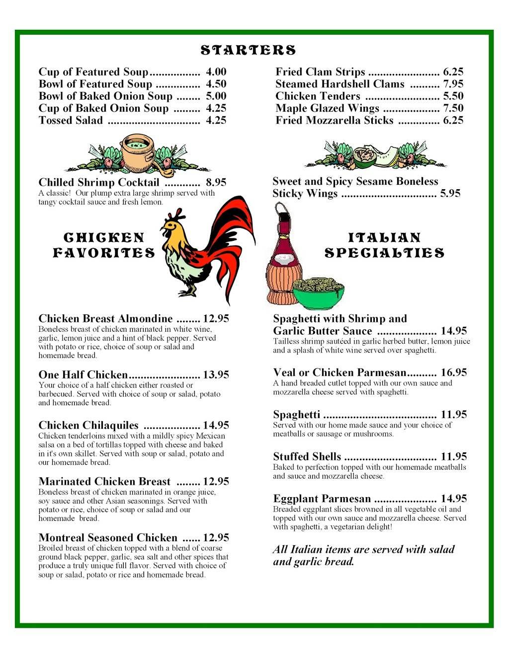 Pine Grove Restaurant | restaurant | 166 Main St, Tupper Lake, NY 12986, USA | 5183593669 OR +1 518-359-3669