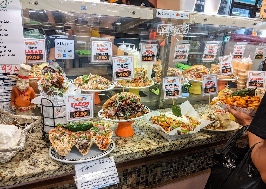 Tortitlan - Land of the Tortas | restaurant | 5641 US-129, Jefferson, GA 30549, USA