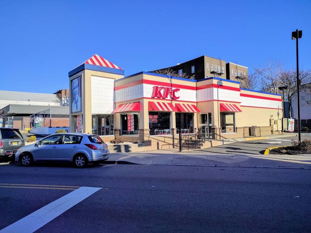 KFC | restaurant | 600 Paterson Plank Rd, Union City, NJ 07087, USA | 2018636469 OR +1 201-863-6469
