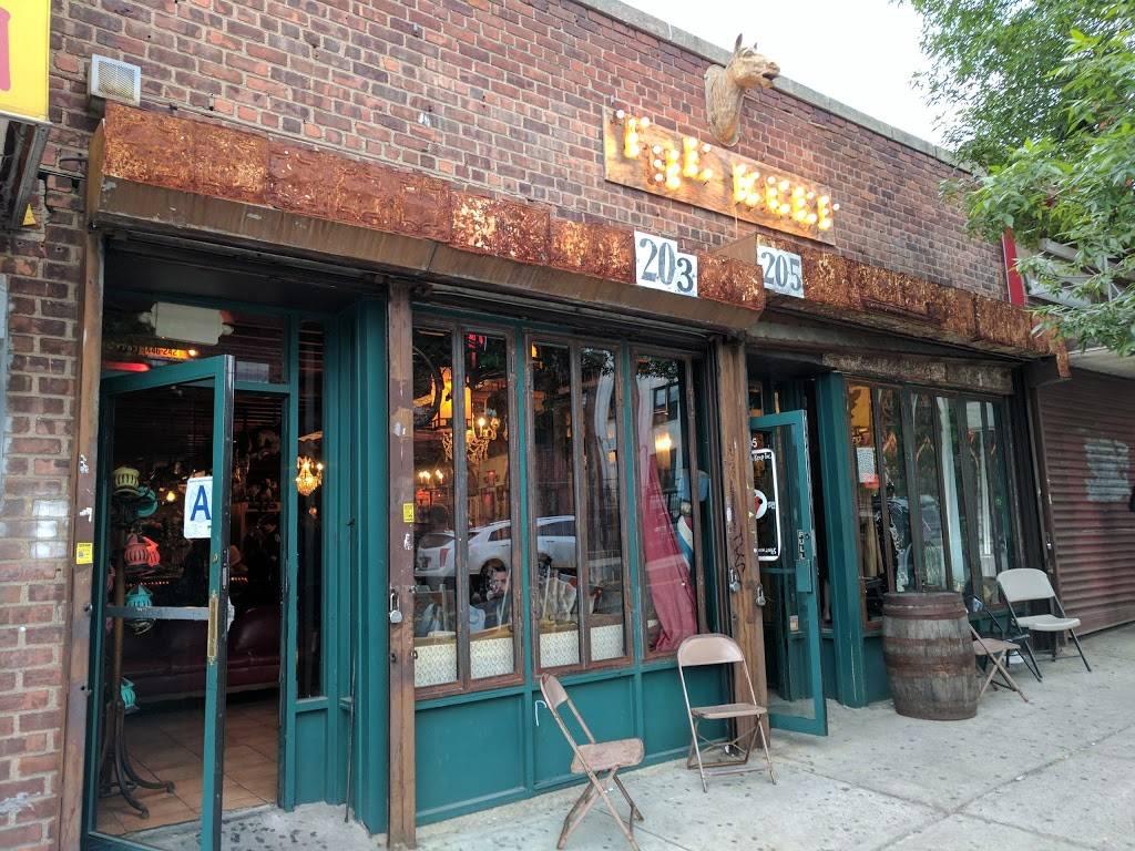 The Keep   restaurant   205 Cypress Ave, Ridgewood, NY 11385, USA   7183810400 OR +1 718-381-0400