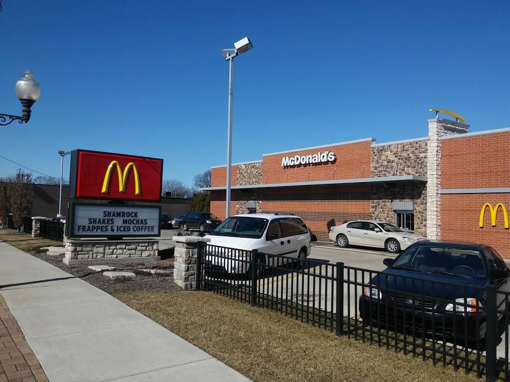 McDonalds | cafe | 515 Ridge Rd, Munster, IN 46321, USA | 2198361969 OR +1 219-836-1969