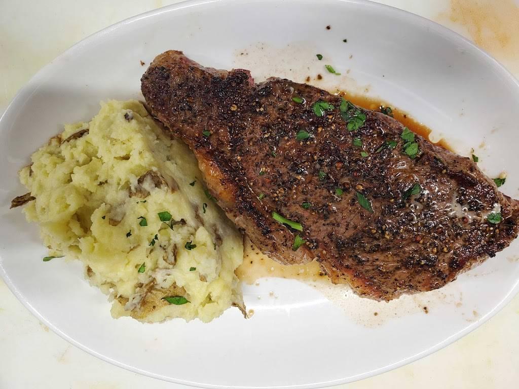 Theos Steak, Sides & Spirits - Rehoboth Beach | restaurant | 44 Baltimore Ave, Rehoboth Beach, DE 19971, USA | 3022277107 OR +1 302-227-7107