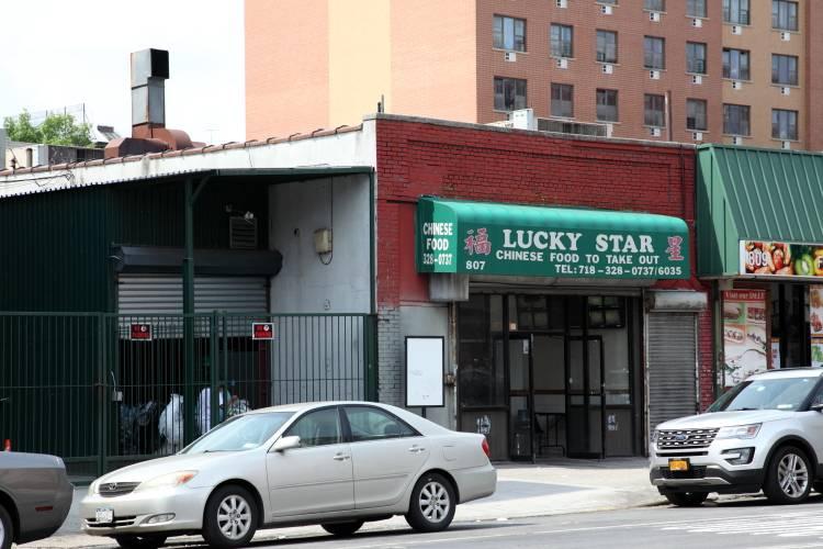 Lucky Star | restaurant | 807 Southern Blvd, Bronx, NY 10459, USA | 7183280737 OR +1 718-328-0737