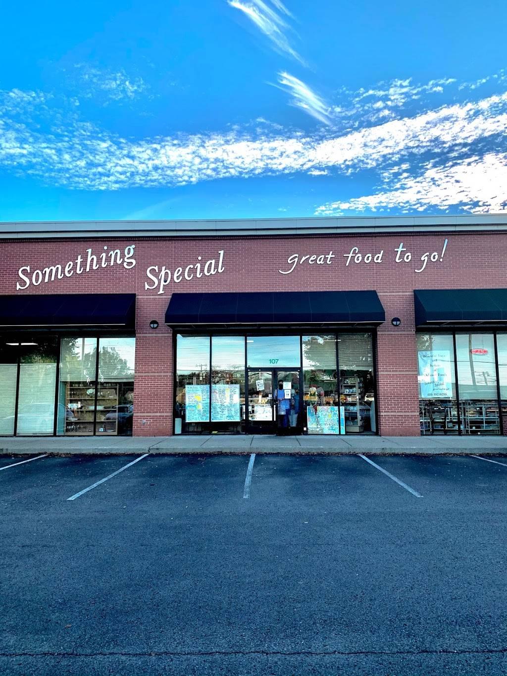 Something Special Carry Out Food/Party Time Catering | meal takeaway | 107 Heady Dr, Nashville, TN 37205, USA | 6153520296 OR +1 615-352-0296