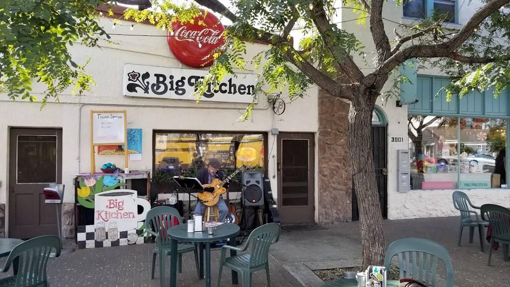 Big Kitchen Cafe Restaurant 3003 Grape Street San Diego Ca 92102 Usa