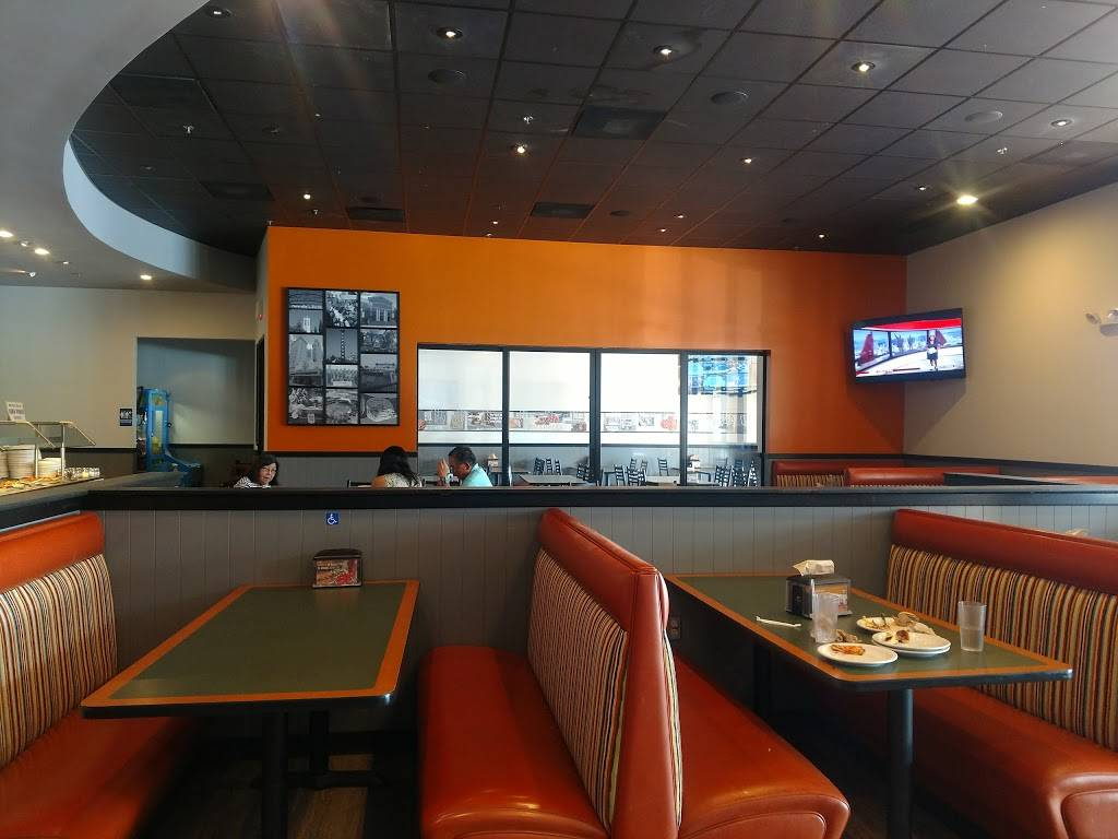 Round Table Pizza   meal delivery   2819 W March Ln, Stockton, CA 95219, USA   2094778277 OR +1 209-477-8277