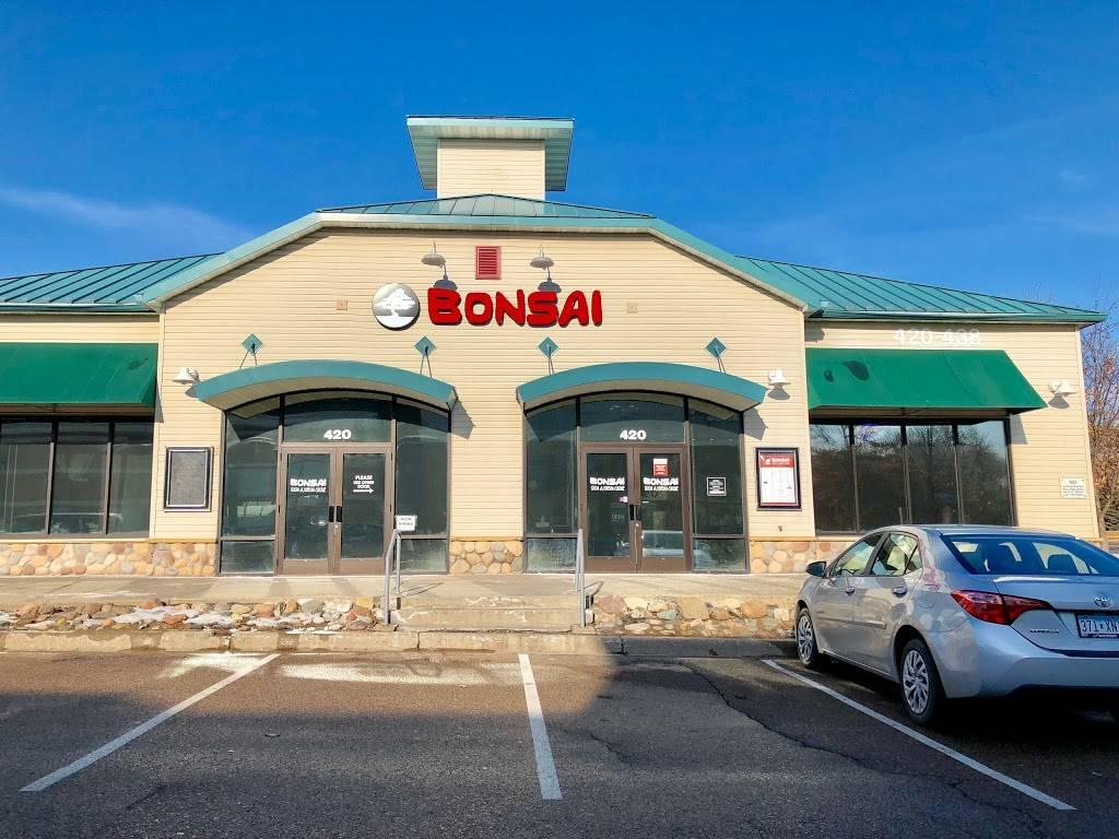 Bonsai Korean Cuisine Restaurant 420 Pond Promenade Chanhassen Mn 55317 Usa