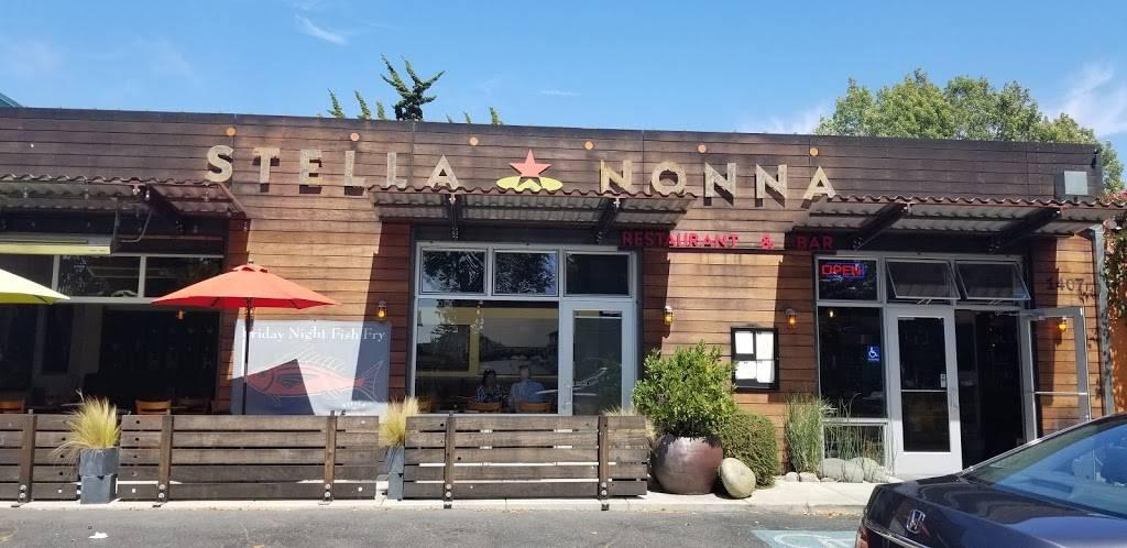 Stella Nonna | restaurant | 1407 San Pablo Ave, Berkeley, CA 94702, USA | 5105243400 OR +1 510-524-3400