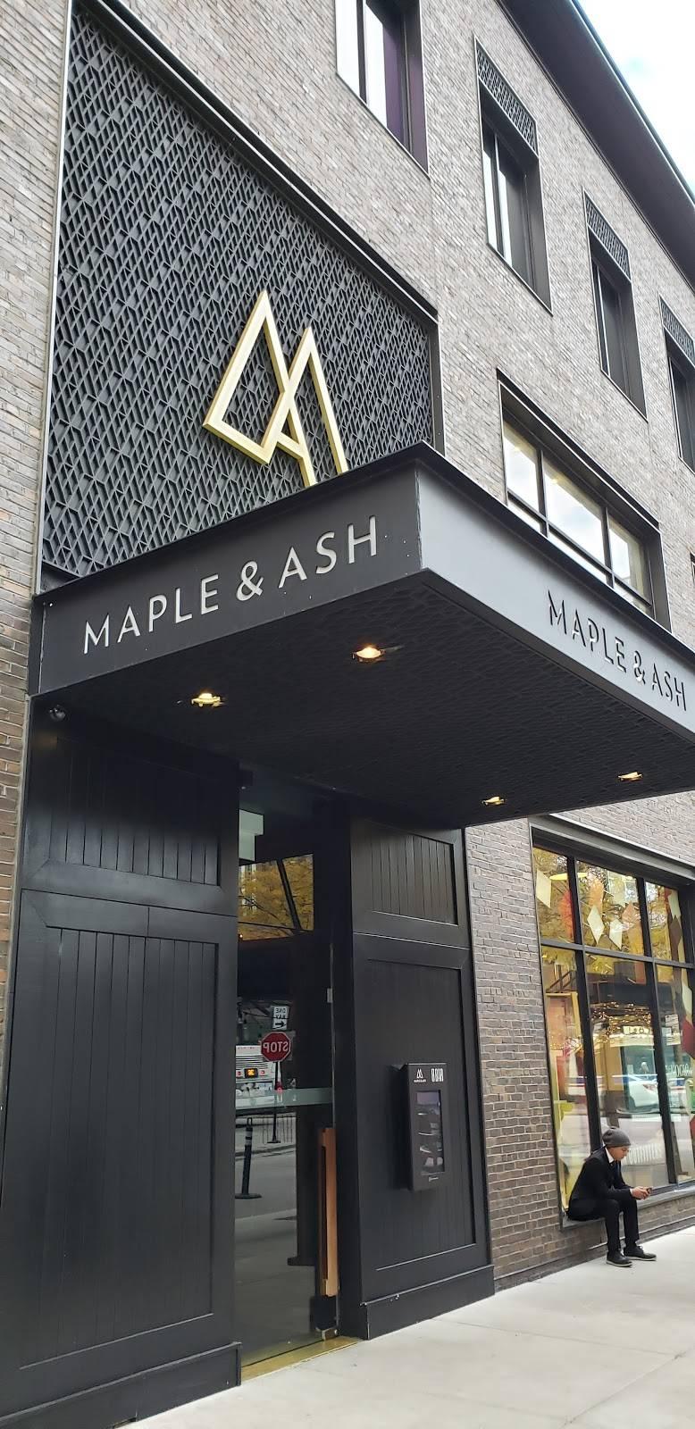 Maple & Ash | night club | 8 W Maple St, Chicago, IL 60610, USA | 3129448888 OR +1 312-944-8888