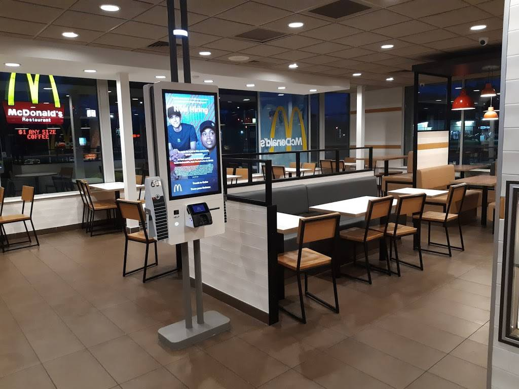 McDonalds | cafe | 6412 N Telegraph Rd, Dearborn Heights, MI 48127, USA | 3132788228 OR +1 313-278-8228