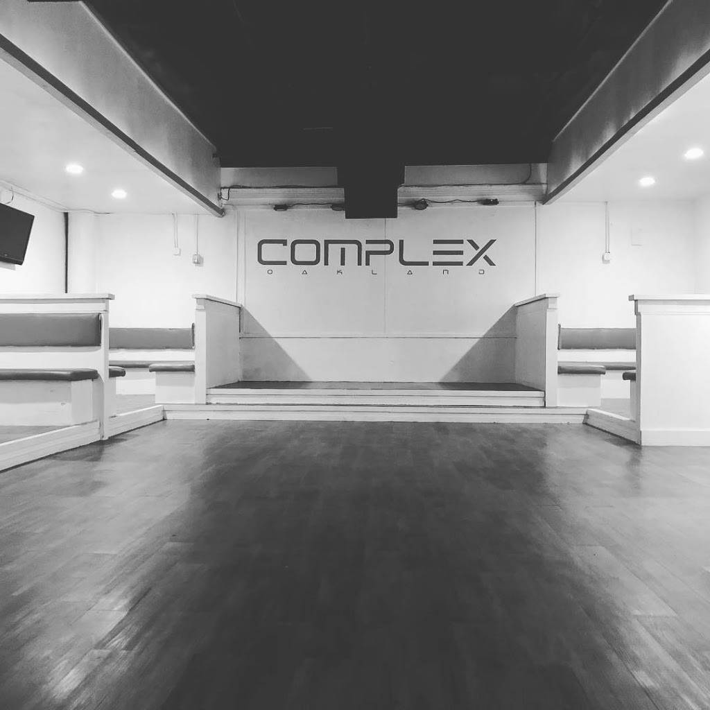 Complex Oakland | cafe | 420 14th St, Oakland, CA 94612, USA | 5103942780 OR +1 510-394-2780