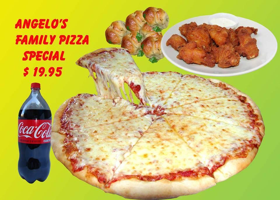Angelos Pizza | restaurant | 57-64 Maspeth Ave, Maspeth, NY 11378, USA | 7183265757 OR +1 718-326-5757