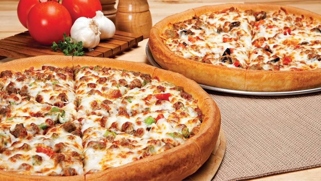 Godfathers Pizza Express | meal takeaway | 1800 E Santa Fe St, Gardner, KS 66030, USA | 9138562463 OR +1 913-856-2463