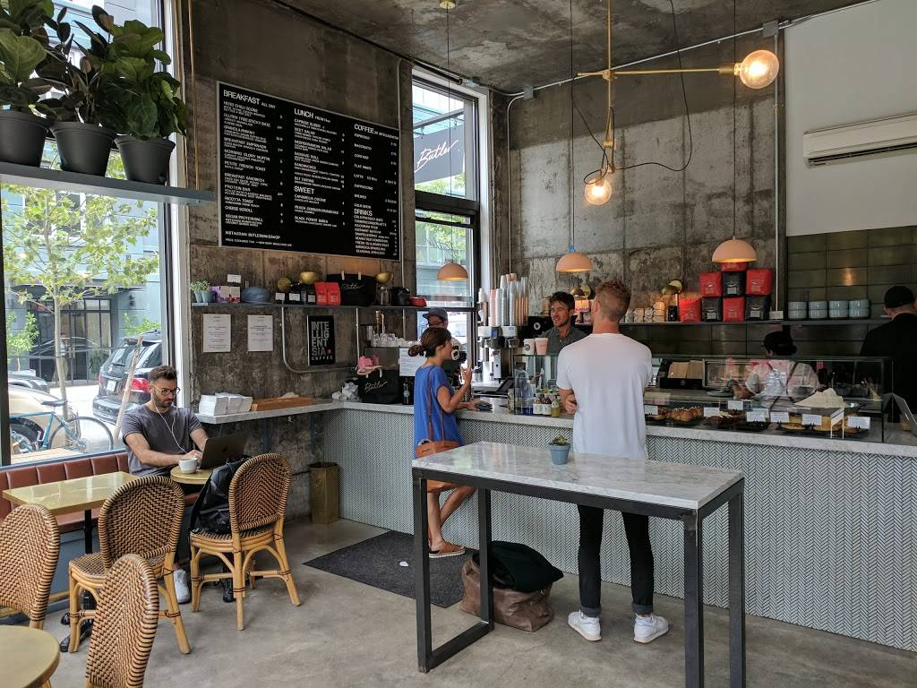 Butler Bake Shop and Espresso Bar | cafe | 95 S 5th St, Brooklyn, NY 11249, USA