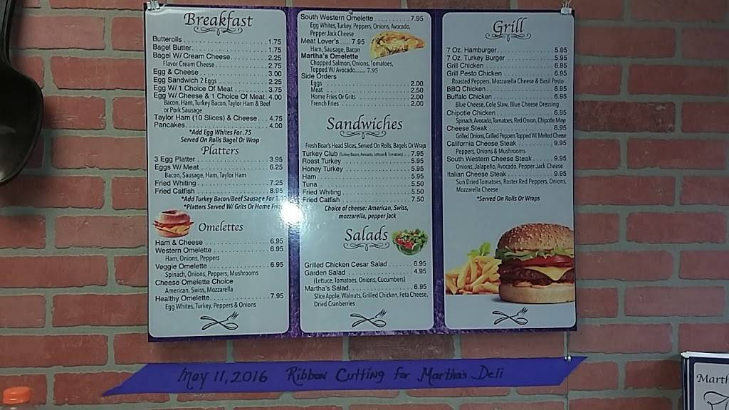 Marthas   restaurant   308 Pacific Ave, Jersey City, NJ 07304, USA   2014333393 OR +1 201-433-3393