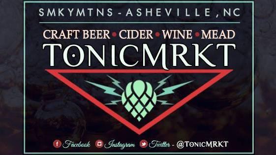 Tonic MRKT   Asheville Craft Beer   restaurant   800 Brevard Rd #129, Asheville, NC 28806, USA   8286336744 OR +1 828-633-6744