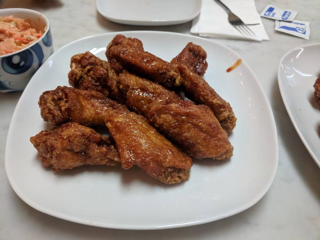 Peck Peck Chicken | meal takeaway | 250 Degraw Ave, Teaneck, NJ 07666, USA | 2015305858 OR +1 201-530-5858