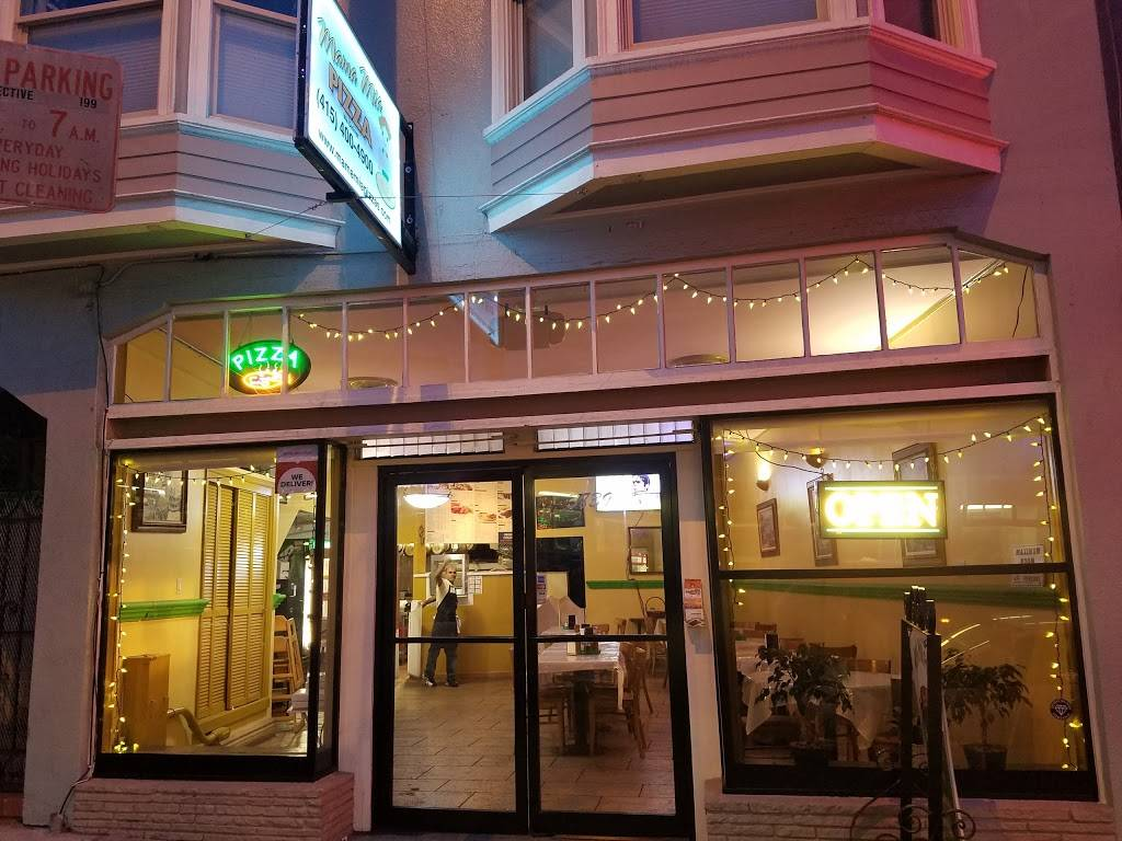 Reds Pizzeria | meal delivery | 3839 Mission St, San Francisco, CA 94110, USA | 4154004900 OR +1 415-400-4900