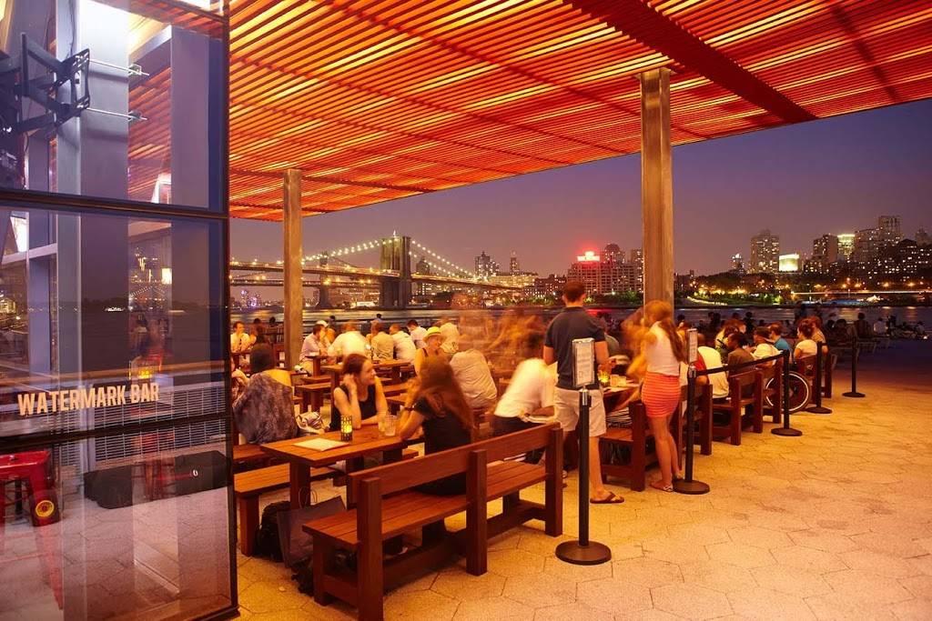 Watermark Bar   night club   78 South St Pier 15, New York, NY 10038, USA   2127428200 OR +1 212-742-8200