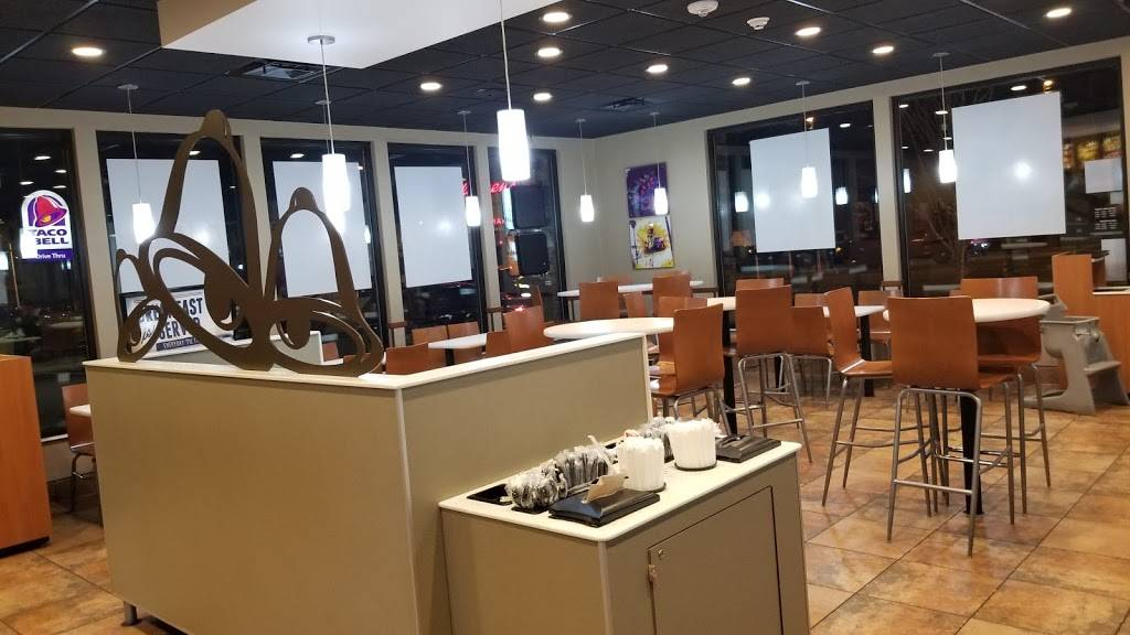 Taco Bell | meal takeaway | 3509 John F. Kennedy Blvd, Union City, NJ 07087, USA | 2013512595 OR +1 201-351-2595