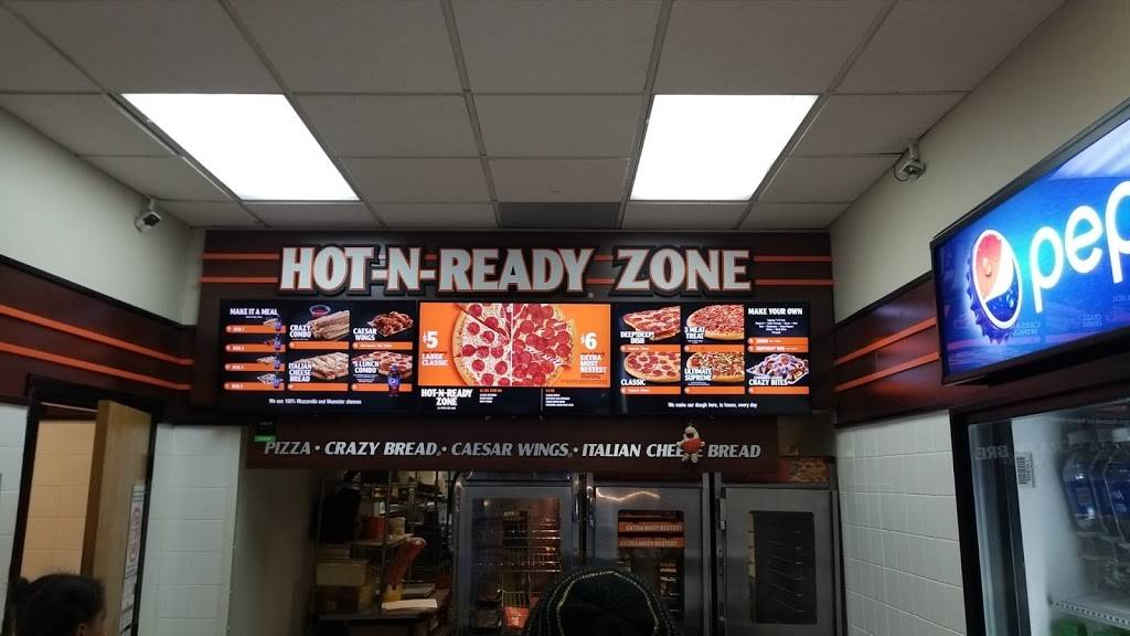 Little Caesars Pizza | meal delivery | 1401 Allen St, Allentown, PA 18102, USA | 6107762670 OR +1 610-776-2670