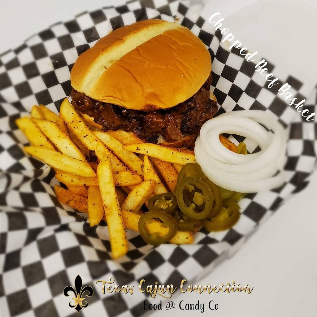 Texas Cajun Connection Food and Candy Co, LLC | restaurant | 23242 FM1314, Porter, TX 77365, USA | 2819011810 OR +1 281-901-1810