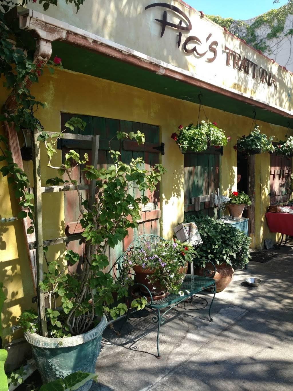 Pias Trattoria | restaurant | 3054 Beach Blvd S, Gulfport, FL 33707, USA | 7273272190 OR +1 727-327-2190