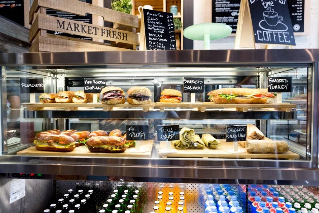 Pantry Market Eatery | restaurant | 24-20 Jackson Ave, Long Island City, NY 11101, USA | 7186062299 OR +1 718-606-2299