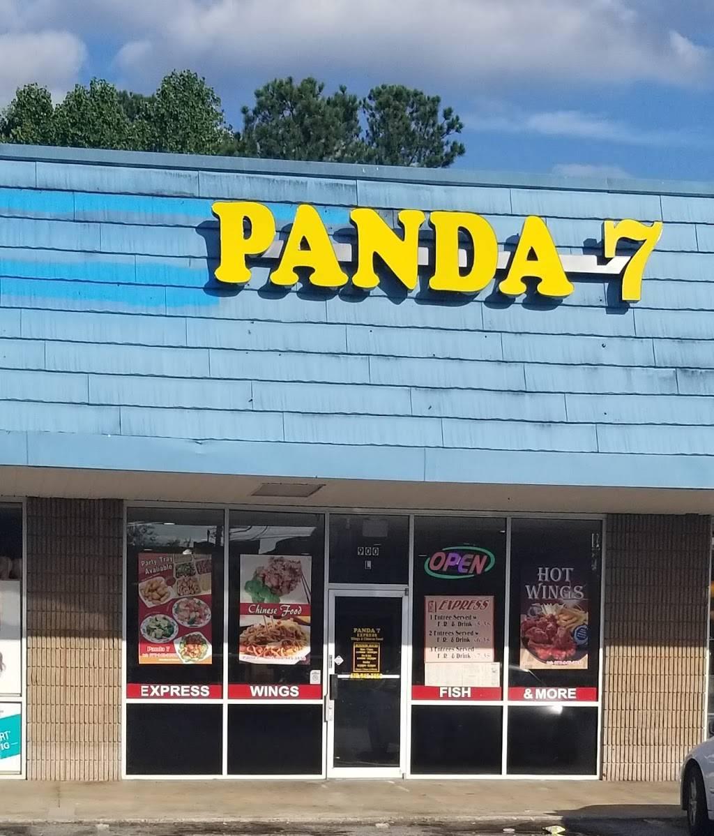 Panda 7   restaurant   900 Thornton Rd Suite L, Lithia Springs, GA 30122, USA   6789453858 OR +1 678-945-3858