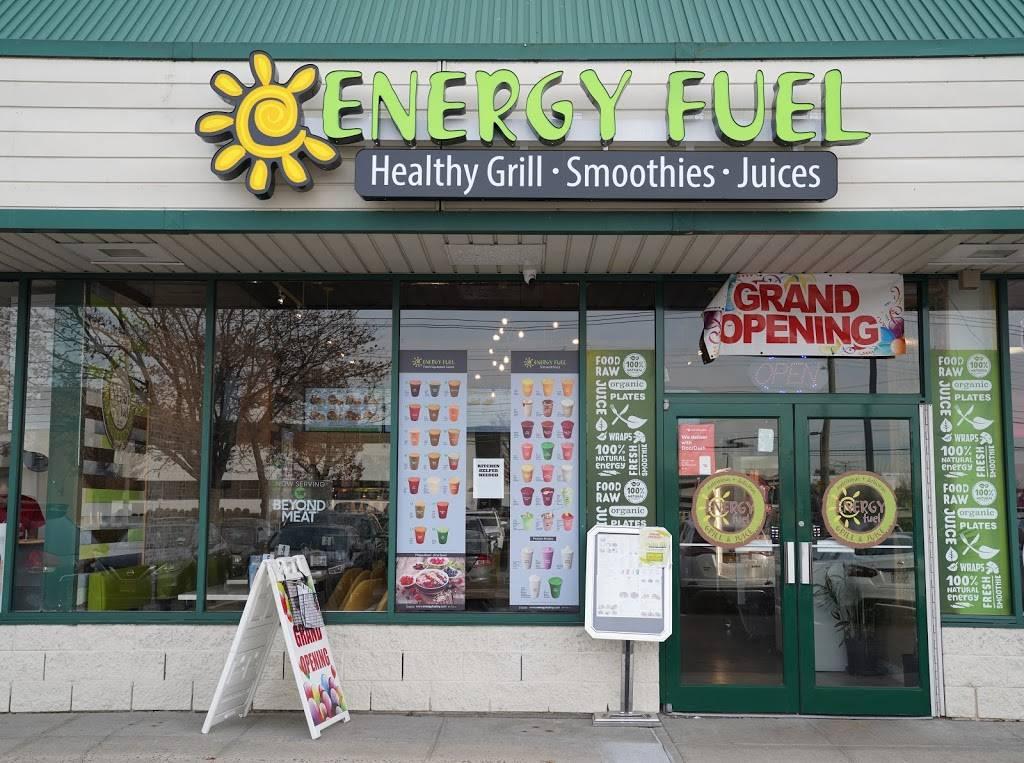 Energy Fuel Garden City | restaurant | 676 Stewart Ave, Garden City, NY 11530, USA | 5164164299 OR +1 516-416-4299