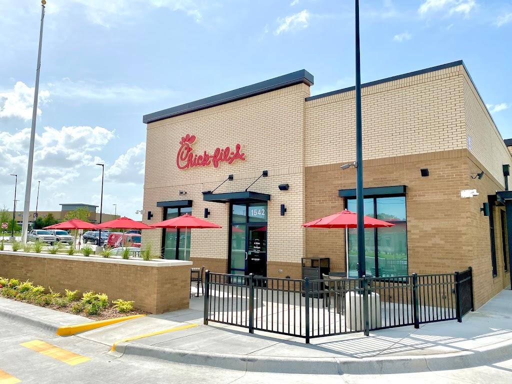 Chick-fil-A | restaurant | 1542 W Villa Maria Rd, Bryan, TX 77807, USA | 9797753794 OR +1 979-775-3794