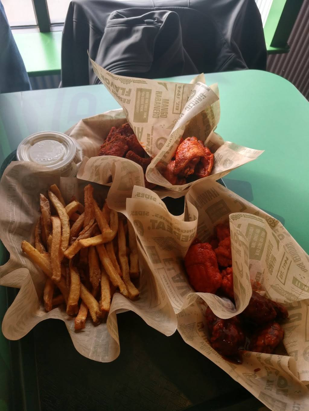 Wingstop | restaurant | 7317 Northcliff Ave, Brooklyn, OH 44144, USA | 2162821700 OR +1 216-282-1700