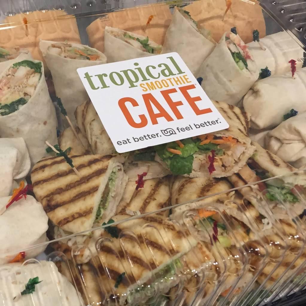 Tropical Smoothie Cafe   cafe   1936 Deer Park Ave, Deer Park, NY 11729, USA   6319409038 OR +1 631-940-9038