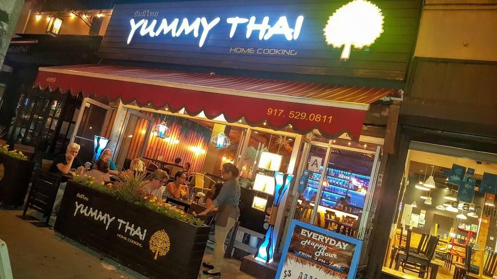 Yummy Thai | restaurant | 4959 Broadway, New York, NY 10034, USA | 9175290812 OR +1 917-529-0812