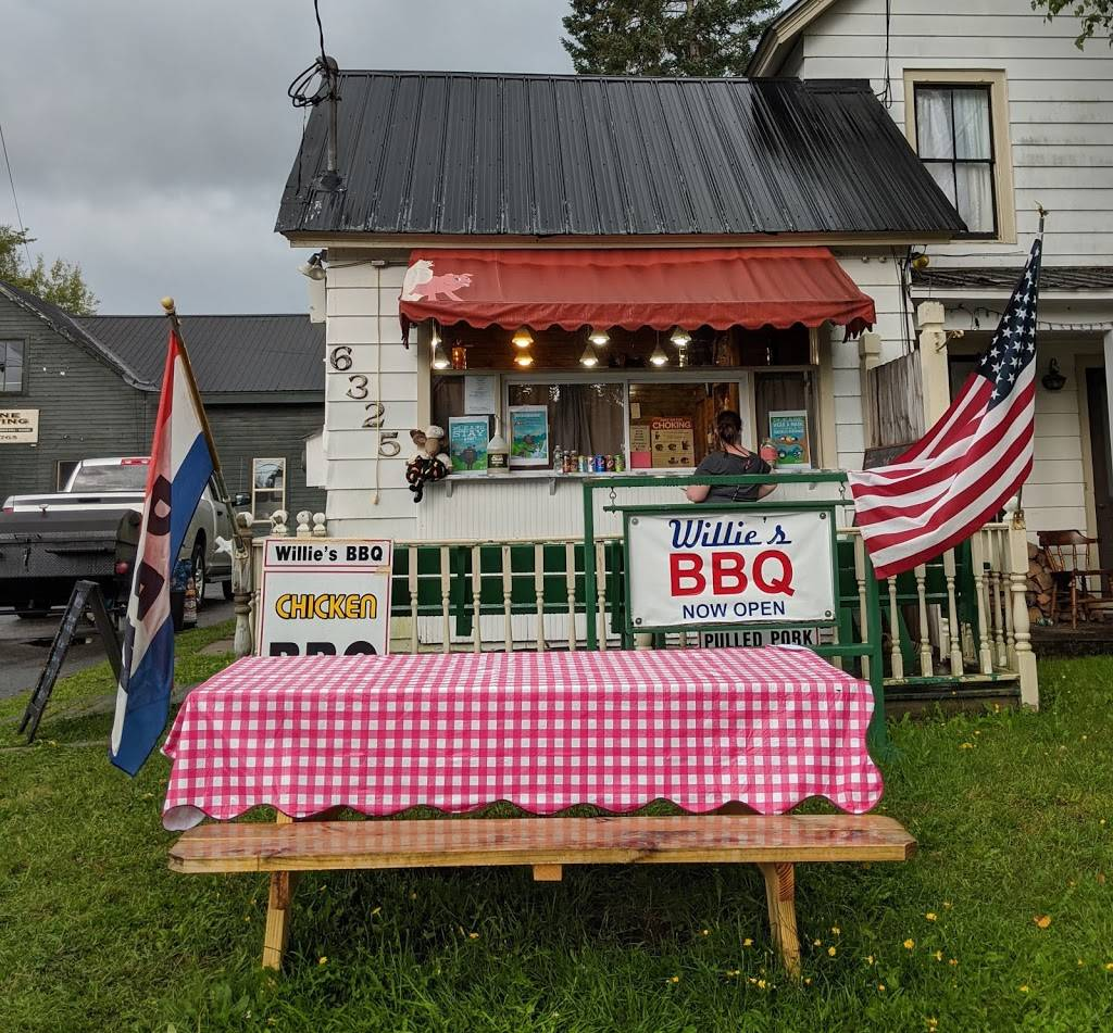 Willies BBQ | meal takeaway | 6325 NY-28, Indian Lake, NY 12842, USA