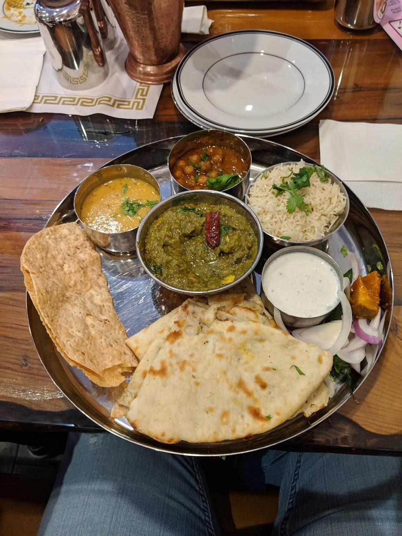 Kesars - an Indian thali | restaurant | 319 US-130 #26, East Windsor, NJ 08520, USA | 6093018706 OR +1 609-301-8706