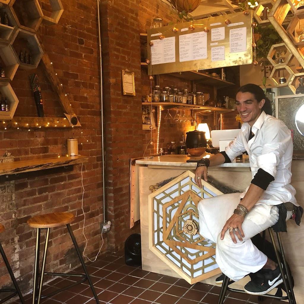 Ambrosia Elixirs   cafe   512 Flatbush Ave, Brooklyn, NY 11225, USA   3476789622 OR +1 347-678-9622