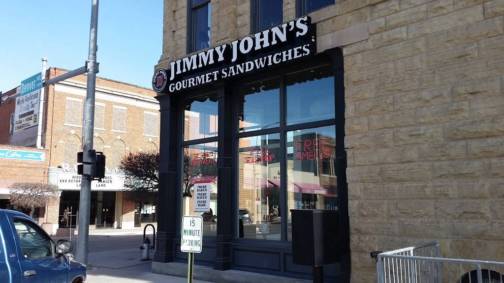 Jimmy Johns   meal delivery   537 W 2nd St, Hastings, NE 68901, USA   4024622214 OR +1 402-462-2214