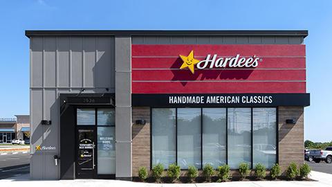 Hardees | restaurant | 6700 Tower Cir Suite 1000, Franklin, TN 37067, USA