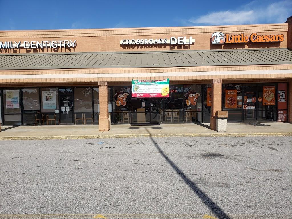 Gorditas Correas and Burros | restaurant | 2888 Browns Bridge Rd, Gainesville, GA 30504, USA | 4708925901 OR +1 470-892-5901
