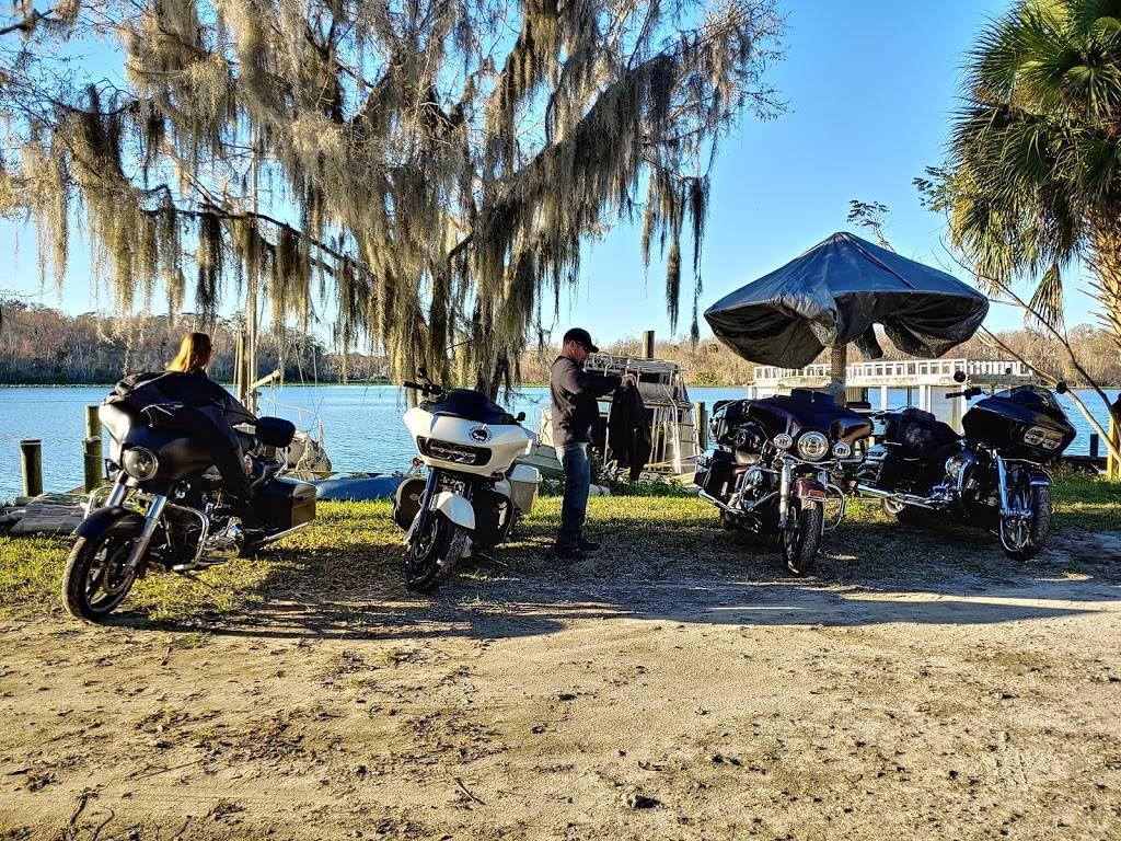 Hermits Cove | restaurant | 482 Cove Dr, Satsuma, FL 32189, USA
