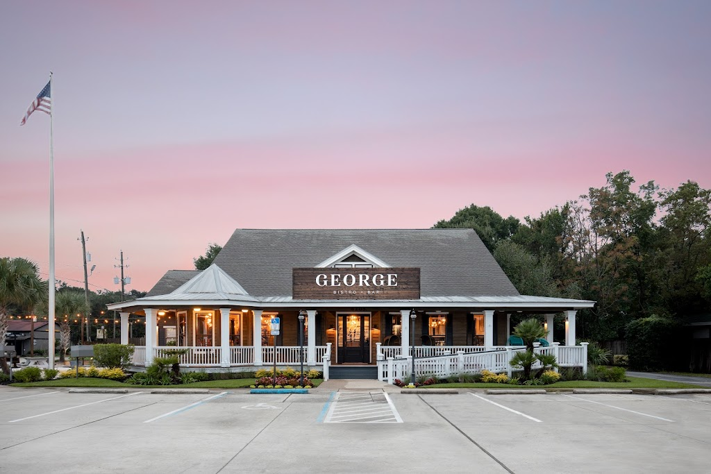 George Bistro + Bar | restaurant | 6205 N 9th Ave, Pensacola, FL 32504, USA | 8509124655 OR +1 850-912-4655