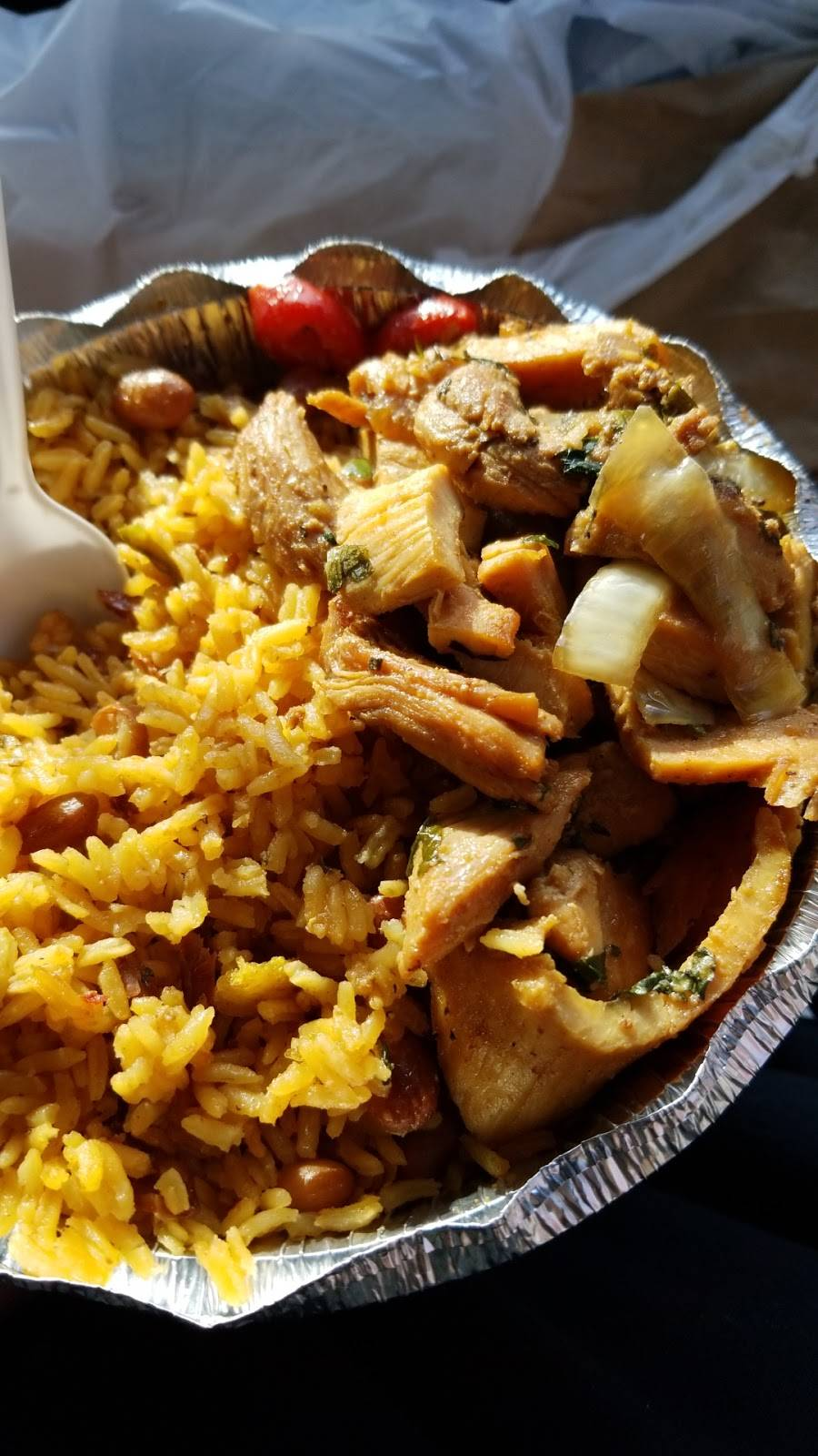 La Lechonera | restaurant | 747 New Lots Ave, Brooklyn, NY 11207, USA | 7182726038 OR +1 718-272-6038