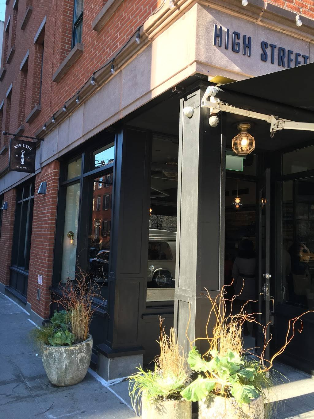 High Street on Hudson | cafe | 637 Hudson St, New York, NY 10014, USA | 9173883944 OR +1 917-388-3944