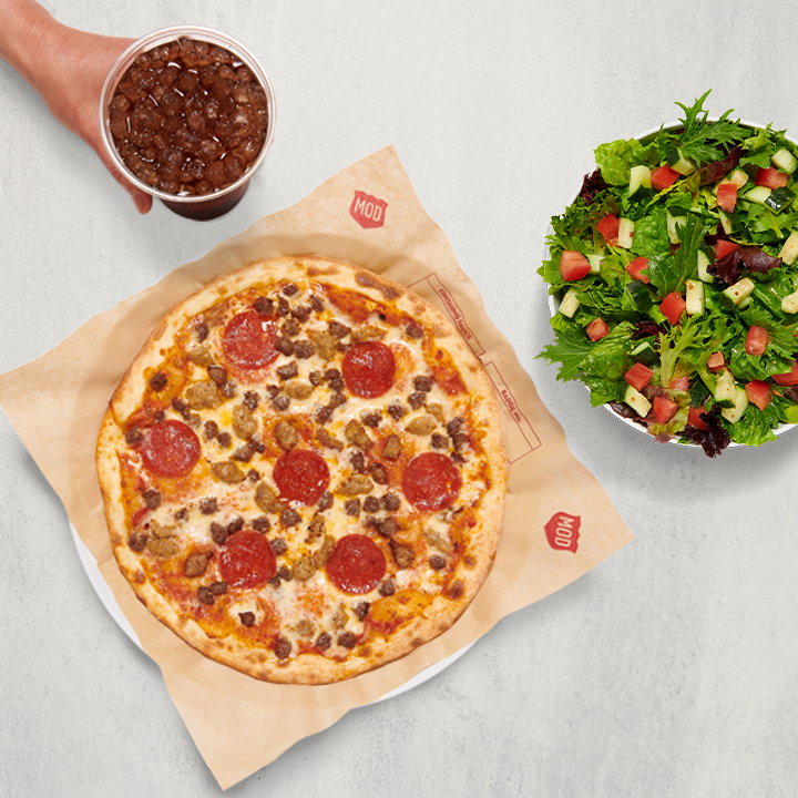 MOD Pizza   restaurant   740 York Rd Suite 105, Towson, MD 21204, USA   4439013669 OR +1 443-901-3669