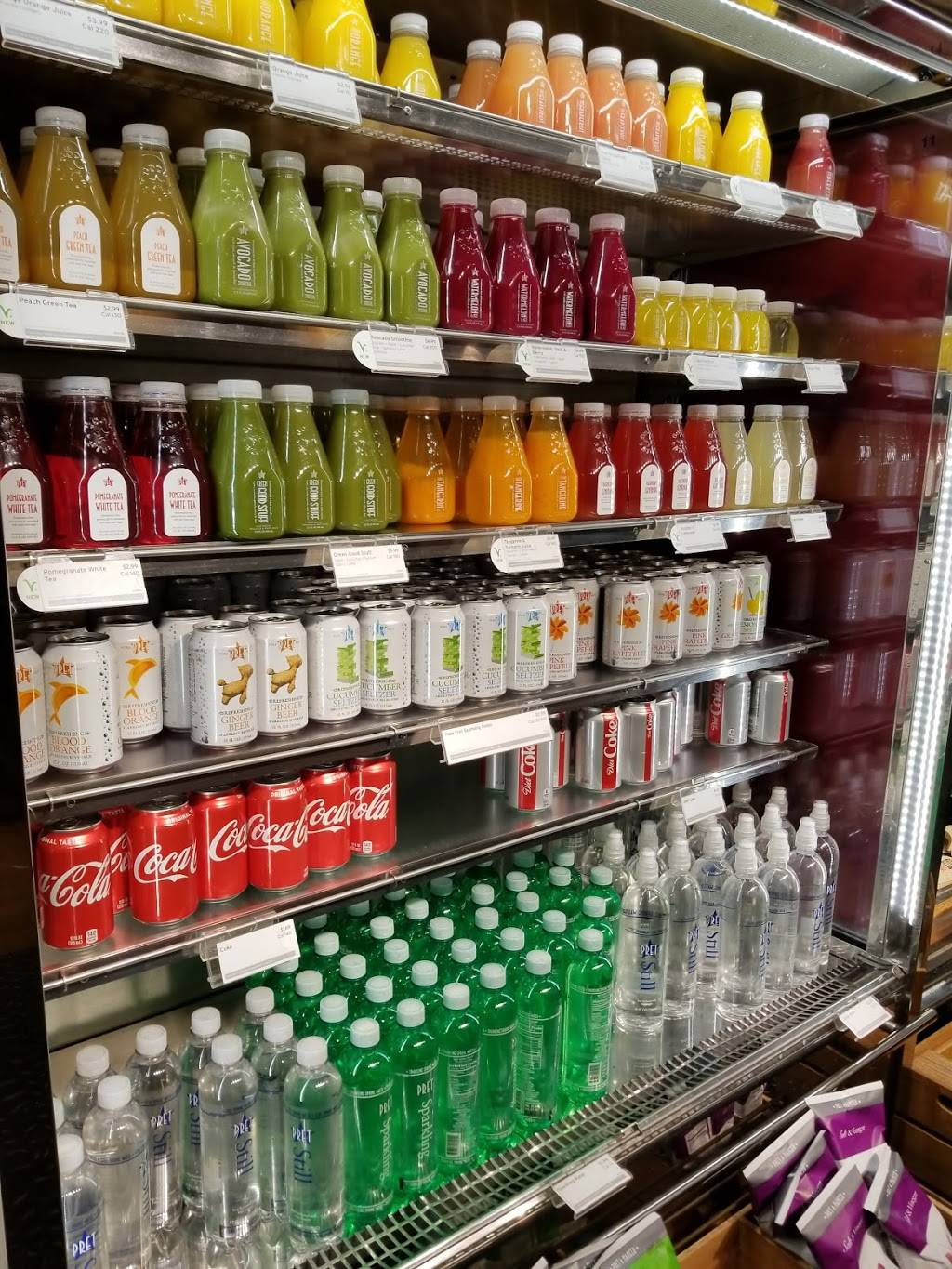 Pret A Manger | cafe | 50 Broadway, New York, NY 10004, USA | 2123440105 OR +1 212-344-0105