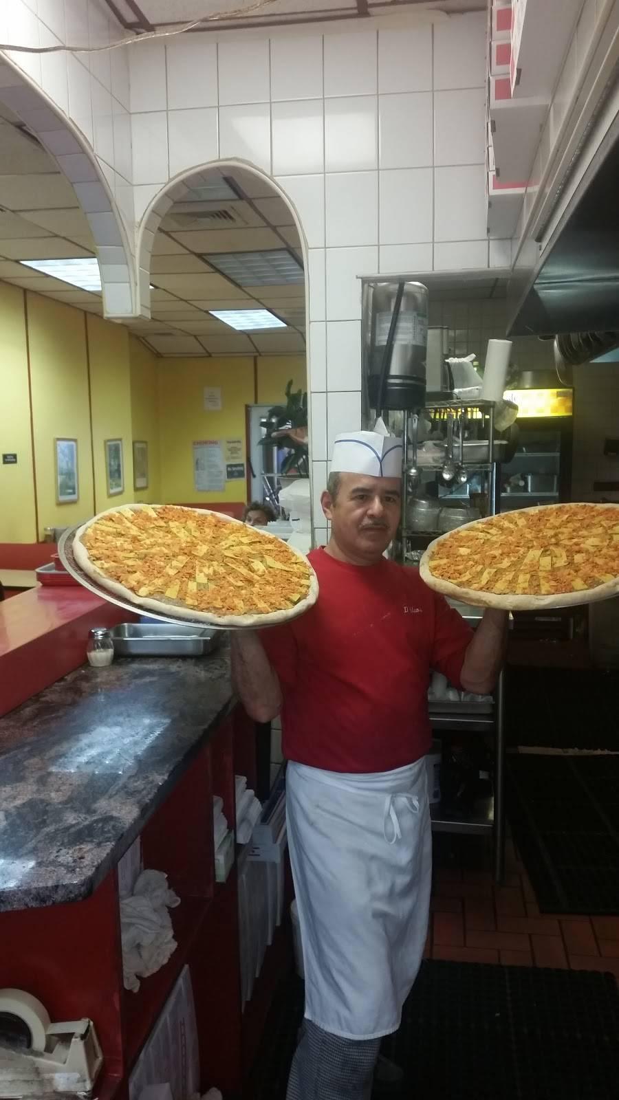 DAleos Pizzeria   restaurant   90-10 Jamaica Ave, Jamaica, NY 11421, USA   7188499300 OR +1 718-849-9300