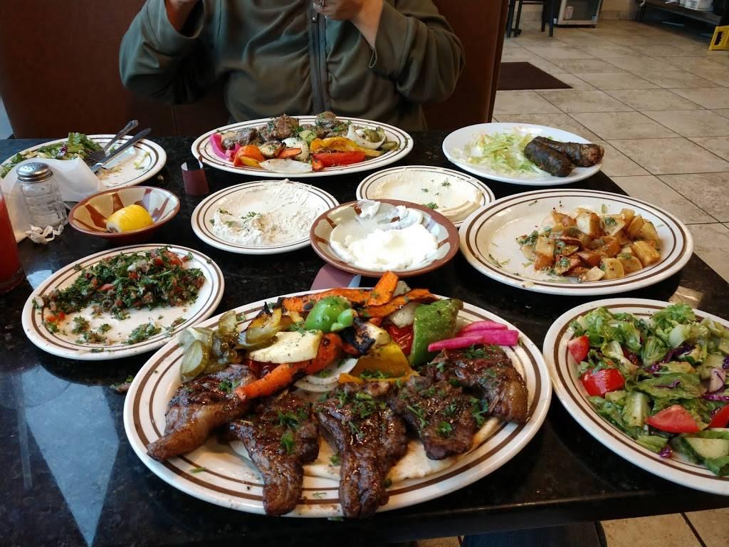 Sinbad Mediterranean Grill | restaurant | 30975 Five Mile Road, Livonia, MI 48154, USA | 7344694488 OR +1 734-469-4488