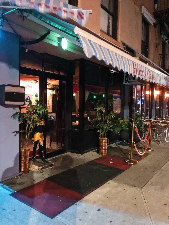 Horus Cafe | night club | 93 Avenue B, New York, NY 10009, USA | 2127779199 OR +1 212-777-9199