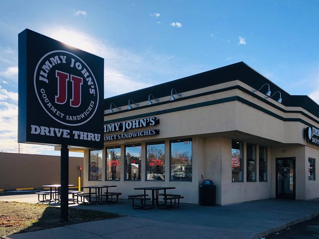 Jimmy Johns | meal delivery | 3001 S Broadway, Englewood, CO 80113, USA | 3037816111 OR +1 303-781-6111
